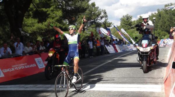 50.cumhurbaşkanlığı Bisiklet Turu Bodrum-selçuk Etabı Sona Erdi-fotoğraflar