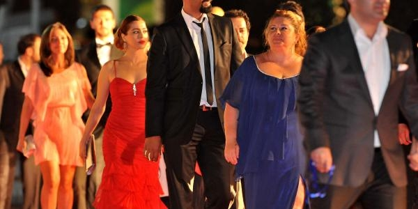 50'nci Uluslararasi Antalya Altin Portakal Film Festivali Ödül Töreni Fotoğraflari