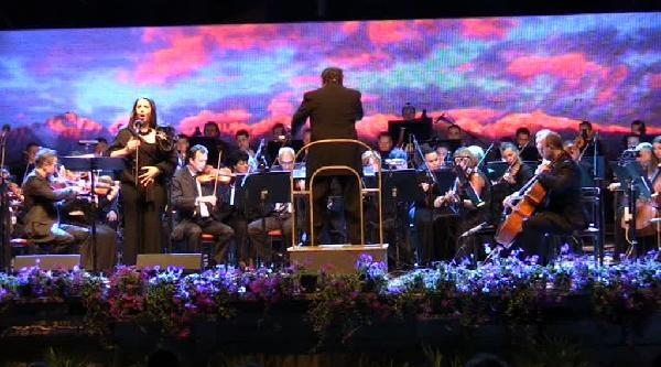 54. Ohri Yaz Festivali, Giuseppe Verdi Operalarıyla Başladı