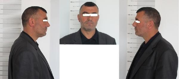 55 Yıl Cezası Olan Firari Hükümlü Yakalandı