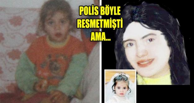 5 yaşında kaybolan Sinem'den 14 yıldır haber yok...