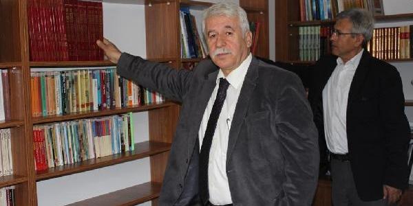 60 Yillik Ahşap Evi Eğitim Yuvasina Dönüştürdü