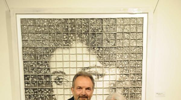 61 Seramik Sanatçısı Taksim'deki Sergide Buluştu
