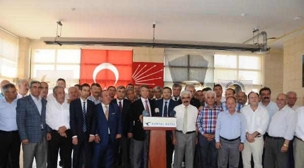 78 Chp İl Başkanı 'kılıçdaroğlu' Dedi