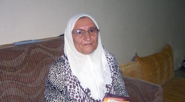 7 Çocuk 13 Torun Sahibi 63 Yaşındaki Mardinli Kadın, Aşkın Kitabını Yazdı