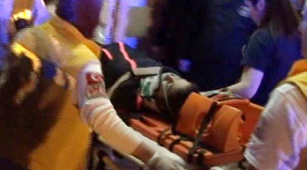 7'nci Kattan Atladı, Yaralı Kurtuldu