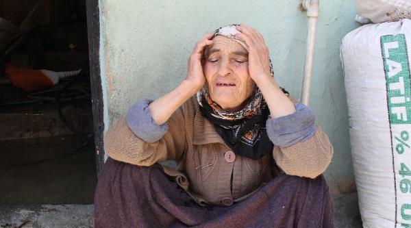80 Yaşındaki Kadının Evinden 2 Ton Çöp Çikti