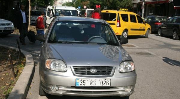 89 Lira Tabela Vergisini Ödemeyince Otomobili Haczedildi