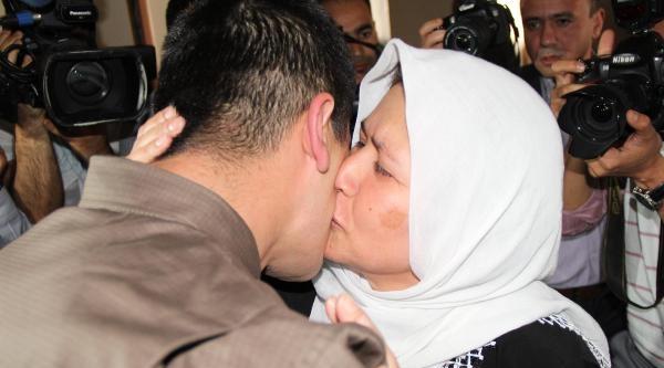 8 Aydır Asker Oğlunu Görmeyen Anneye, Jandarmalardan Anneler Günü Süprizi