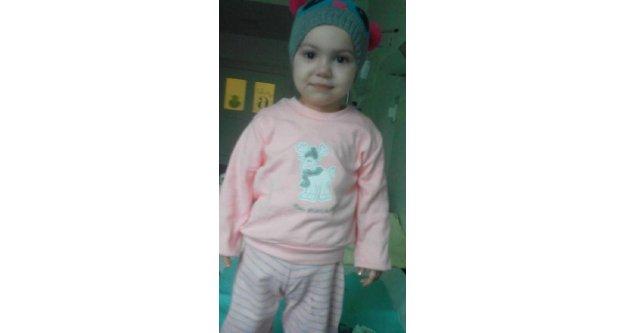 8 aylıkken rahim kanserine yakalandı!
