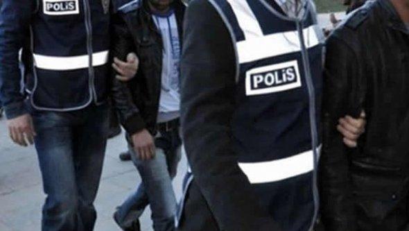 8 İlde Emniyet'e Operasyon: 17 Polis Gözaltında