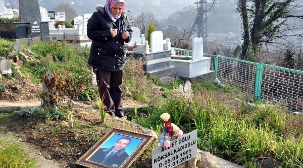 8 Madencinin Öldüğü Kazanin Yildönümünde Dava Açilmamasina Tepki