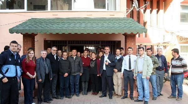 90 Yıllık Belediyede Hüzünlü Veda