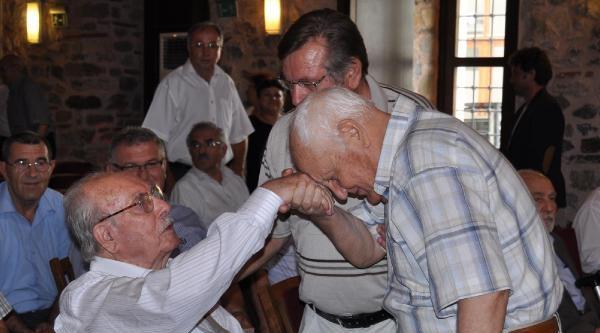 94 Yaşındaki Osman Kılıç Anılarını Anlattı