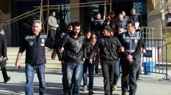 9 Suriyeli Gasp Iddiasiyla Gözaltina Alindi