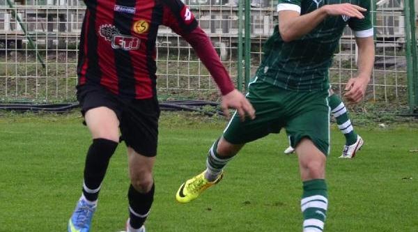 A-2 Ligi'Nde Bursaspor Eskişehirspor'U Yendi: 4-2