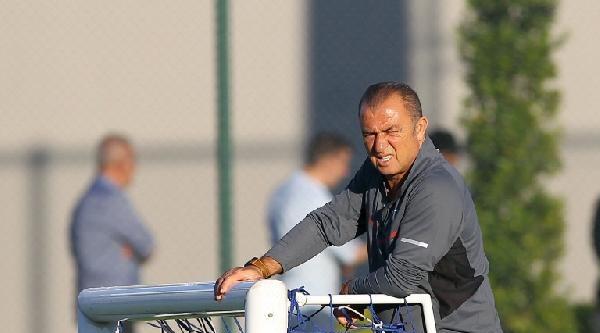 A Milli Futbol Takımı, Kosova Maçının Hazırlıklarına Başladı