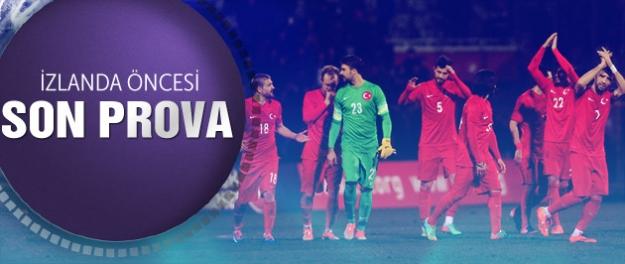 A Milli Takım Danimarka maçı (CANLI YAYIN)