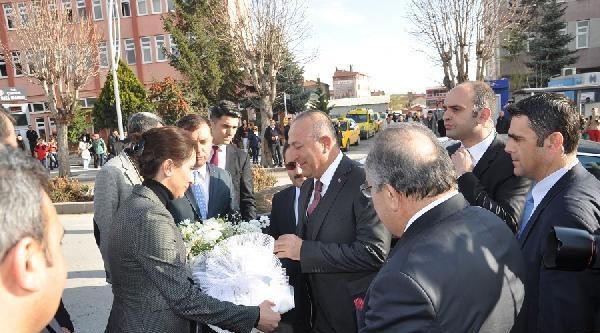 Ab Bakanı Çavuşoğlu: 17 Aralık Süreci Ab İle İlişkileri Etkilemez