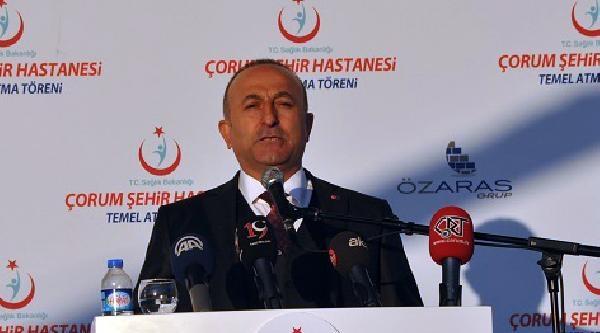 Ab Bakanı Çavuşoğlu: 17 Aralık Süreci Ab İle İlişkileri Etkilemez (2)
