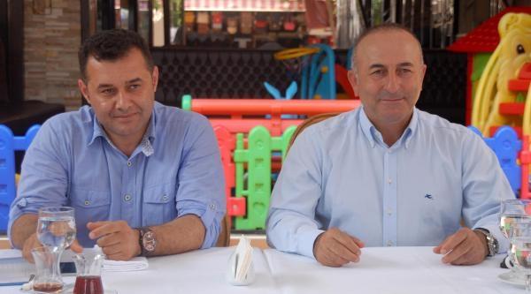 Ab Bakanı Çavuşoğlu: Dostlar Birbirini Can Kulağıyla Dinlemeli, Telekulakla Değil