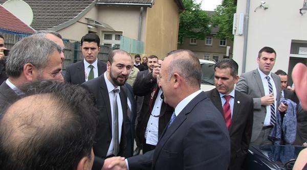 Ab Bakanı Çavuşoğlu: Mavi Kartlılar Oy Kullanamayacak