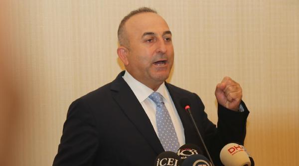 Ab Bakanı Ve Başmüzakereci Çavuşoğlu: Dünya Gazze Katliamına Sessiz Kaldı