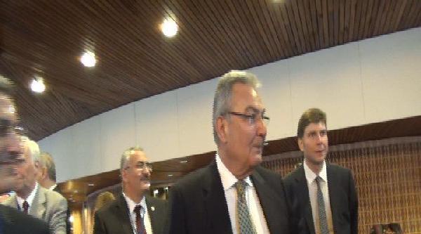 Ab Bakanı Ve Başmüzakereci Çavuşoğlu'na Avrupa Konseyi'nden Ödül