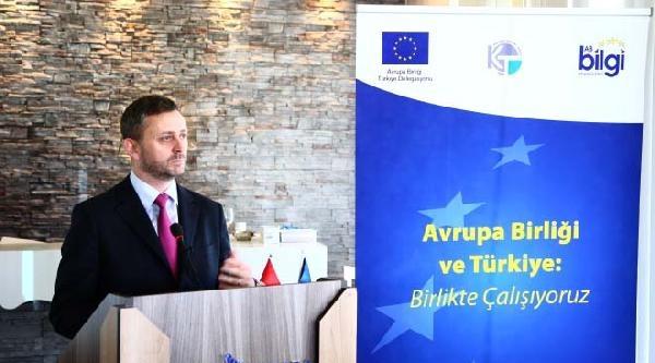 Ab Türkiye Delegasyonu Siyasi İşler Bölüm Başkanı Mıller'dan Twıtter Açıklaması