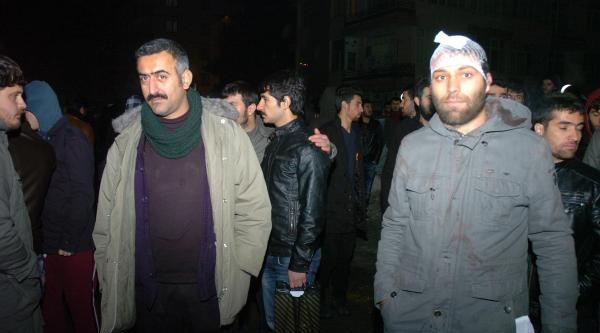 Abant Izzet Baysal Üniversitesi'nde Kavga: 3 Yarali (2)