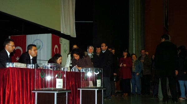 Abant Izzet Baysal Üniversitesi'nde Rektörlük Seçimi Heyecani