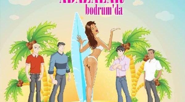 'abazalar Bodrum'Da' Filminin Adi 'bodrum Bodrum' Oldu