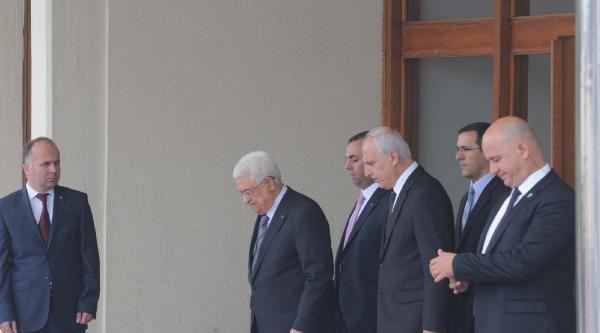 Abbas, Türkiye'den Ayrıldı