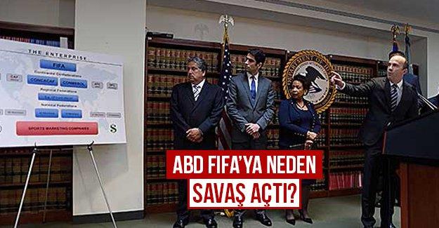 ABD, FIFA'ya neden savaş açtı?
