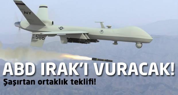 ABD Irak'ı vuracak!