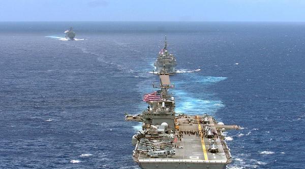 'abd Savaş Gemileri Karadeniz'e Doğru Yola Çikti' İddiasi