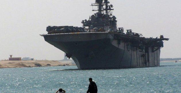 ABD: Savaş Gemilerimiz Yemen'deki Duruma Karşılık Vermeye Hazır