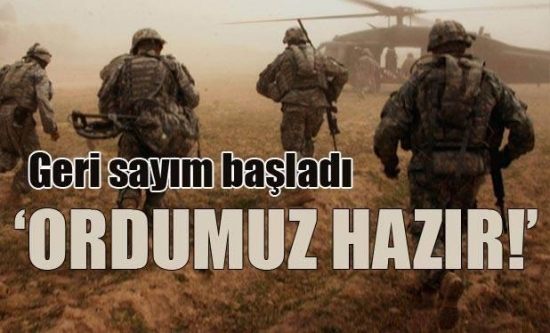 ABD Savunma Bakanı Chuck Hagel: Ordu hazır