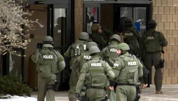 ABD'de alışveriş merkezinde silahlı saldırı!