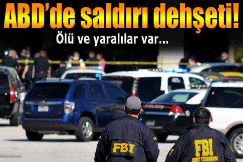 ABD'de silahlı saldırı: 2 ölü, 1 yaralı