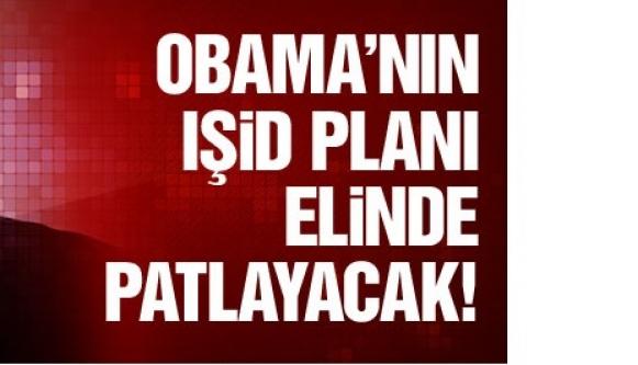 ABD'nin IŞİD stratejisi elinde patlayacak!