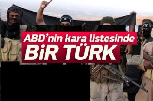ABD'nin kara listesinde bir Türk