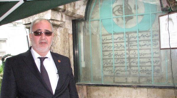 Abdulhamid Tuğralı Köy Çeşmesine Alarmlı Koruma