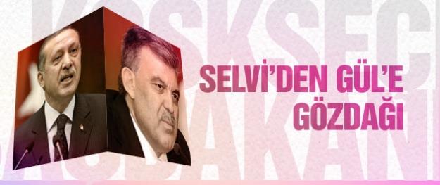 Abdülkadir Selvi'den Gül'e gözdağı!