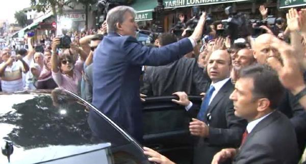Abdullah Gül: Keyif Yapmış Olduk