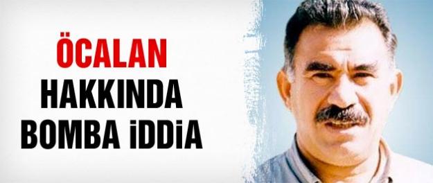 Abdullah Öcalan hakkında bomba iddia!