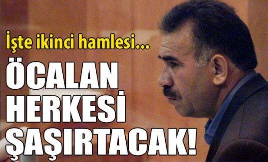 Abdullah Öcalan'dan ikinci çağrıya hazırlanıyor!