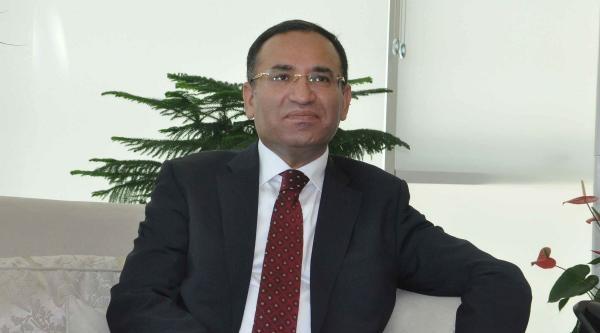 Adalet Bakanı Bozdağ İle Ekonomi Bakanı Zeybekci, Denizli'de (2)