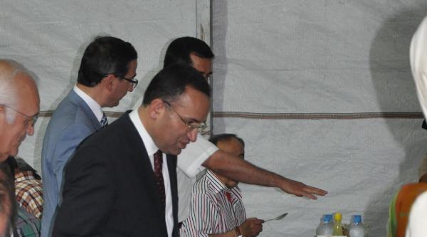 Adalet Bakanı Bozdağ İle Ekonomi Bakanı Zeybekci, Denizli'de (3)