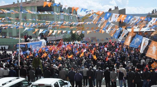 Adalet Bakanı Bozdağ: Türk Milletinin Önünü Kesmek İstiyorlar